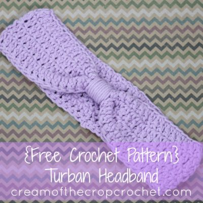 Tiffany Ear Warmers Crochet Pattern