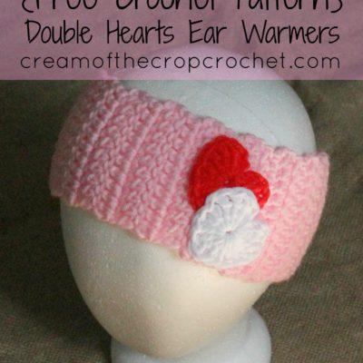 Veronica Ear Warmers Crochet Pattern