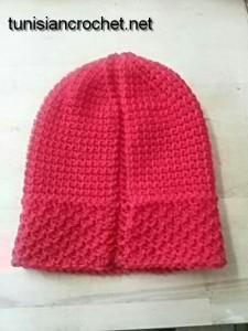 Cream Of The Crop Crochet ~ Heho-Voyageur Inspired Slouchy Beanie ~ Tunisian Crochet Chick {Free Crochet Pattern}