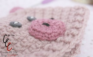Cream Of The Crop Crochet ~ Preemie/Newborn Pig Hats {Free Crochet Pattern}