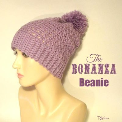 The Bonanza Beanie Crochet Pattern