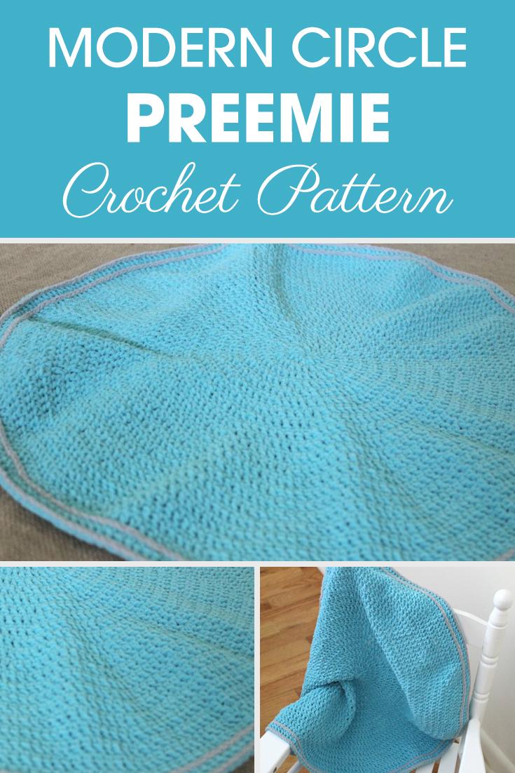 Hunter Preemie Blanket Crochet Pattern Cream Of The Crop Crochet