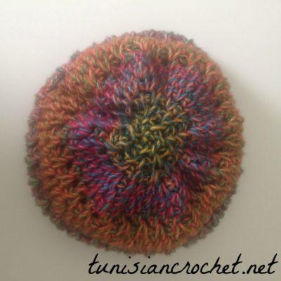 793e0c3663e Rainbow Slouchy Beanie Crochet Pattern