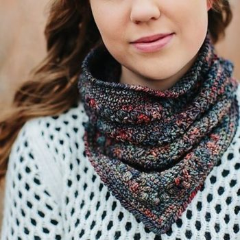 Casper Mountain Cowl by The Firefly Hook