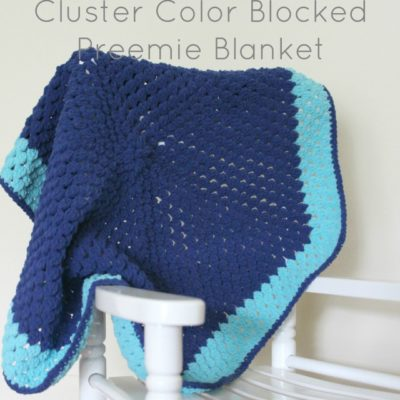 Alex Preemie Blanket Crochet Pattern