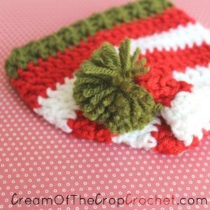 Cream Of The Crop Crochet ~ Preemie/Newborn Elf Hats {Free Crochet Pattern}