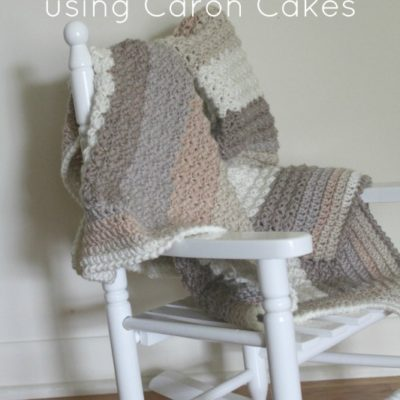 The Sand Preemie Blanket Crochet Pattern
