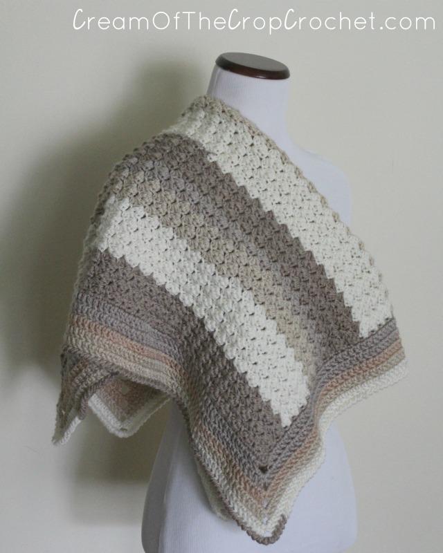 The Sand Preemie Blanket Crochet Pattern Cream Of The Crop Crochet Interesting Preemie Crochet Patterns