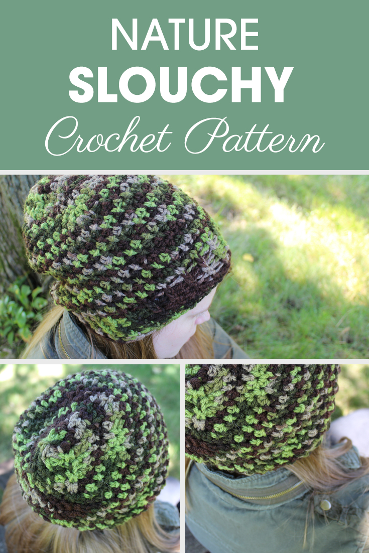 It's that time of month again! That's right, The 12 Months Of Slouchy Hats! Unfortunately, this month's designer had a family emergency, but I didn't want y'all to miss out so I am filling in for November. This is one of the first experienced patterns I've released, and hope y'all like it as much as I do.  #crochet #crochetlove #crochetaddict #crochetpattern #crochetinspiration #ilovecrochet #crochetgifts #crochet365 #addictedtocrochet #yarnaddict #yarnlove #crochethat
