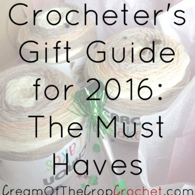 Crocheter's Gift Guide for 2016