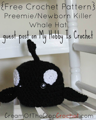 Cream Of The Crop Crochet ~ Guest Post on My Hobby Is Crochet