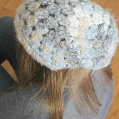 Audrey Slouch Crochet Pattern