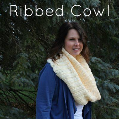 Jordan Cowl Crochet Pattern