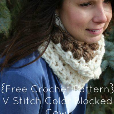 Emma Cowl Crochet Pattern
