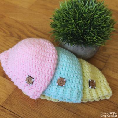 18 Inch Doll Dakota Slouch Crochet Pattern