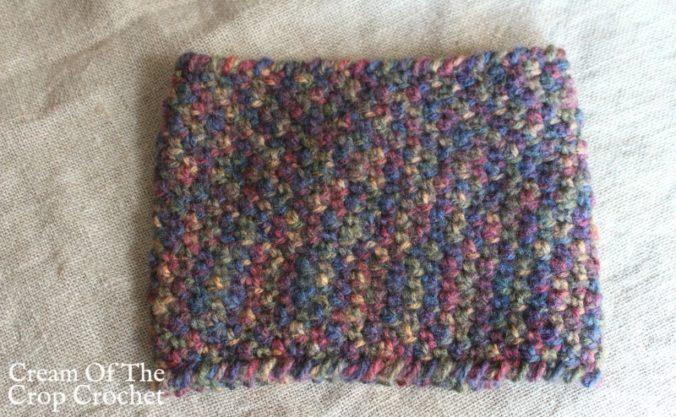 Dylan Cowl | Free Crochet Pattern