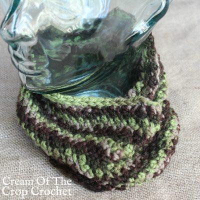 Nature Cowl Crochet Pattern