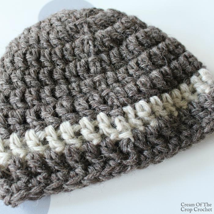 18 Inch Doll Danielle Hat Crochet Pattern | Cream Of The Crop Crochet