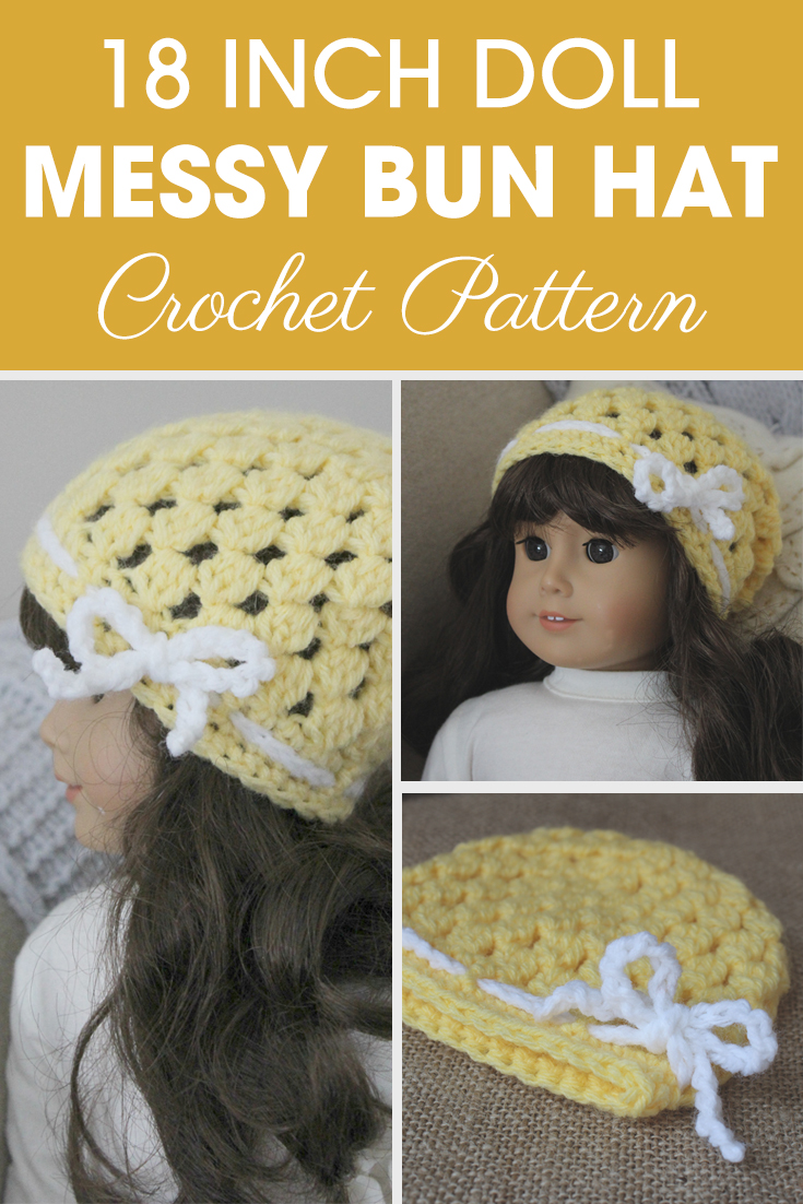 I love this 18 Inch Doll Abby Slouch Crochet Pattern! It has a really cute aspect your little girl will be begging for her own matching slouch. #crochet #crochetlove #crochetaddict #crochetpattern #crochetinspiration #ilovecrochet #crochetgifts #crochet365 #addictedtocrochet #yarnaddict #yarnlove #crochethat #crochetdoll