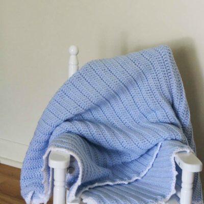 Jae Baby Blanket Crochet Pattern