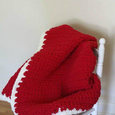 Camden Baby Blanket Crochet Pattern