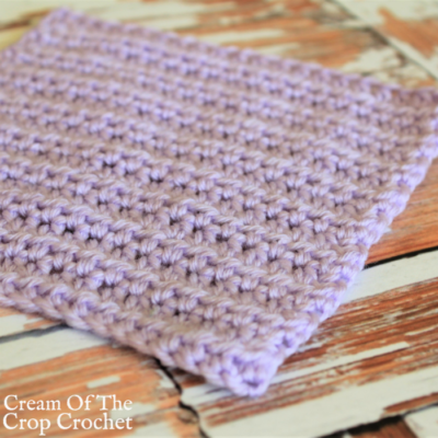 Half Double Crochet Video Tutorial