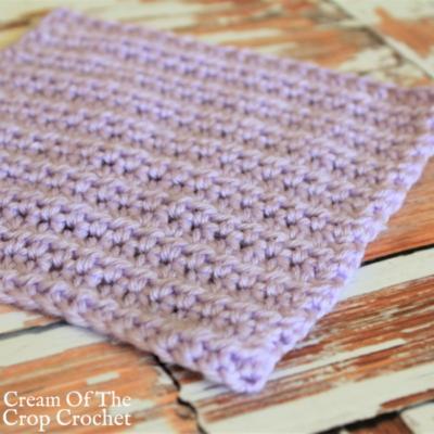 Half Double Crochet Video Tutorial