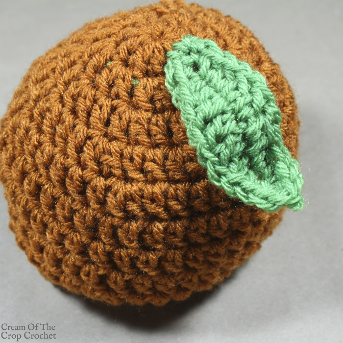 Polly the Pumpkin Hat Crochet Pattern | Cream Of The Crop Crochet