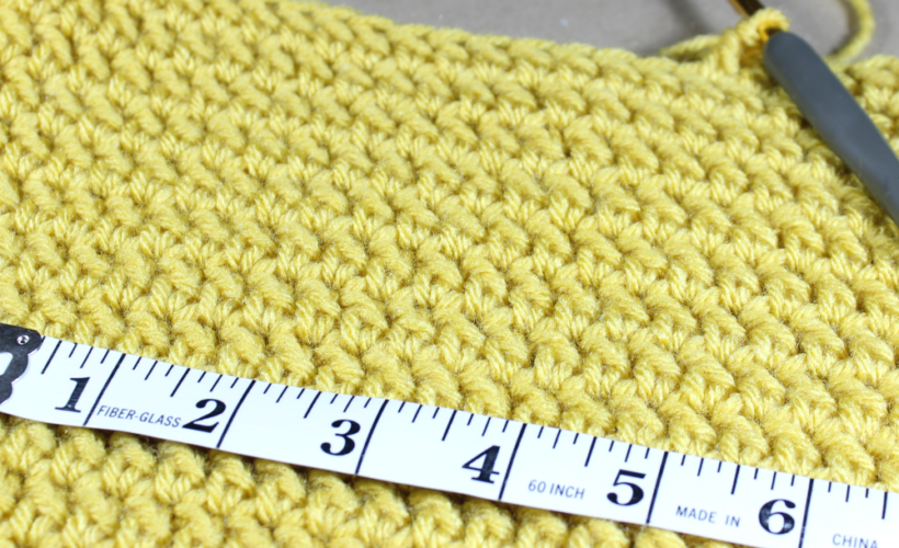 Cowl and Scarf Size Chart | Cream Of The Crop Crochet