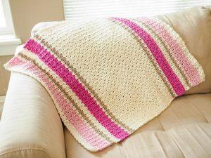 Primrose Baby Blanket