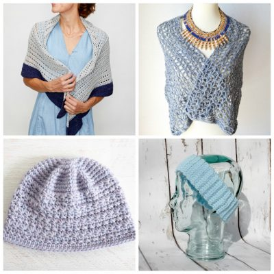 12 Days of Crochet Gift Giving – Easy Wearables