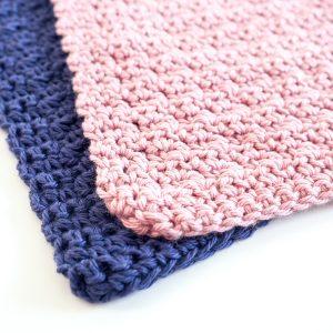 Washcloth Set Crochet Pattern