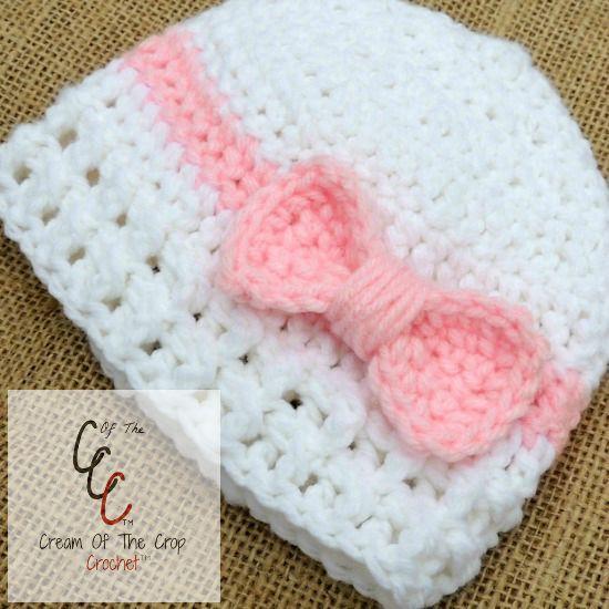 Preemie Newborn Bea Hat