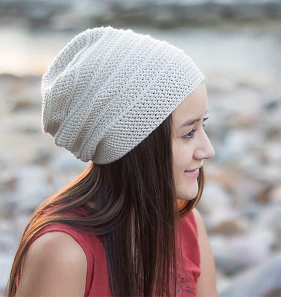 Shiplap Slouch Hat
