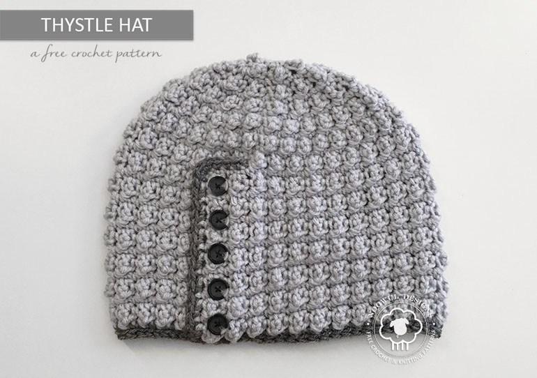 Thystle Hat