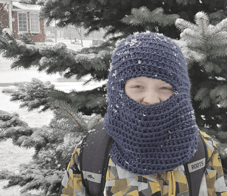 Warm Winter Ski Hat
