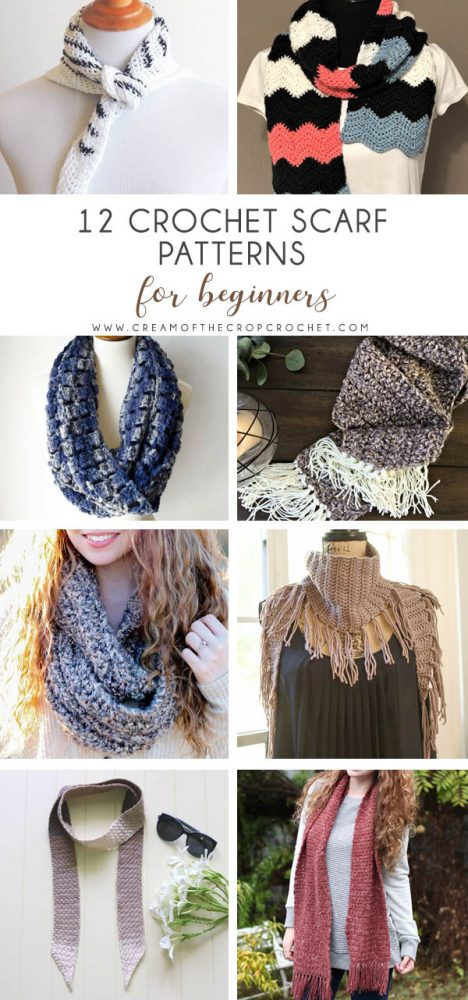 If you want to learn how to crochet a scarf, now is the time to do it. These crochet scarf patterns will inspire creativity and excitement in you. #crochetscarfpatterns #crochetpatterns #crochetscarf #crochetaddict
