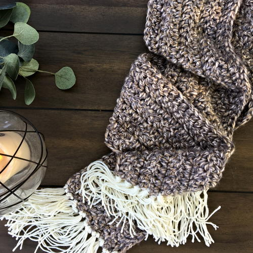 Super Simple Super Soft Super Scarf Crochet Pattern - These crochet scarf patterns will inspire creativity and excitement in you. #crochetscarfpatterns #crochetpatterns #crochetscarf #crochetaddict