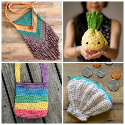 16 Unique Crochet Purse Patterns
