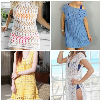 13 Crochet Beach Cover-Ups