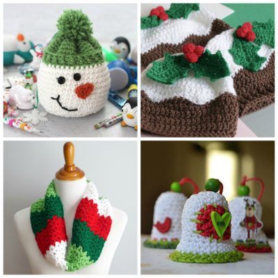 18 Free Christmas Crochet Patterns for Holiday Crafting