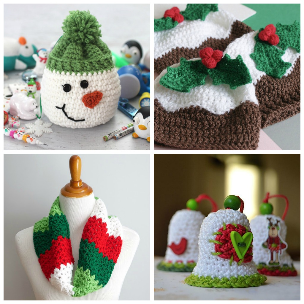 18 Free Christmas Crochet Patterns For Holiday Crafting Cream Of The Crop Crochet